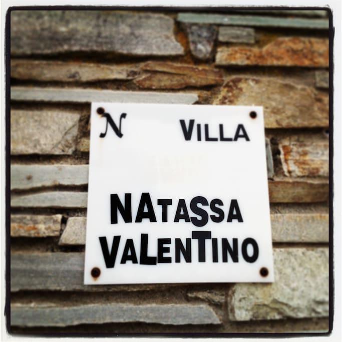 Villa Natassa-Valentino, Chalkidiki