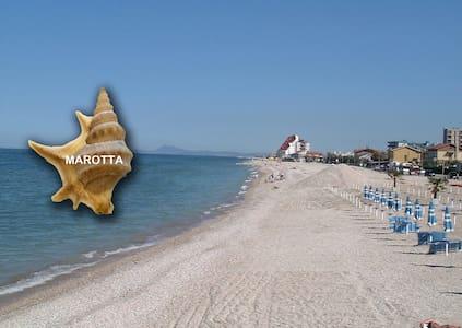 Large apartment on Adriatic Riviera - Wohnung