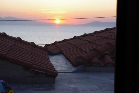 Vila Rita by the sea - Lesvos  - Villa