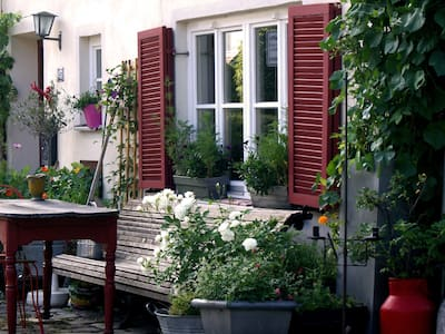 Romantic B&B in Landsberg - Landsberg - Bed & Breakfast