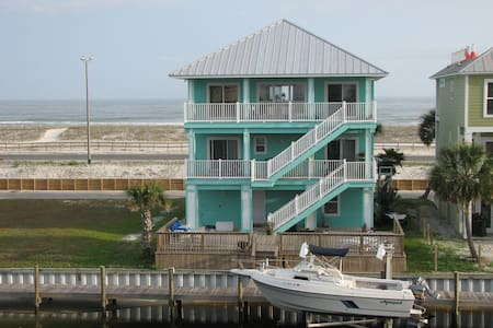 Pensacola Beach Vacation Home - Maison