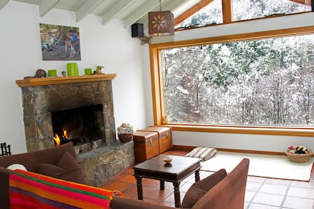 Refugio Melingo B&B Bosque 3 PAX