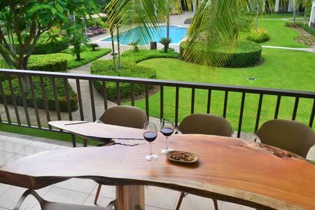 Namaste Tropical View, Coco Beach Paradise Condo - Coco - Apartment