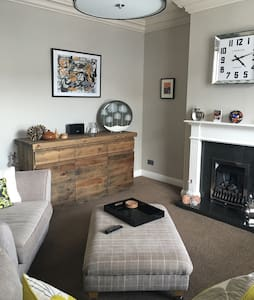 Charming town  centre apartment - Ilkley - Lägenhet