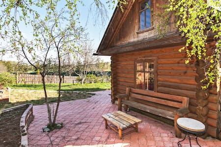 Cosy izbushka in Moscow region - Hut
