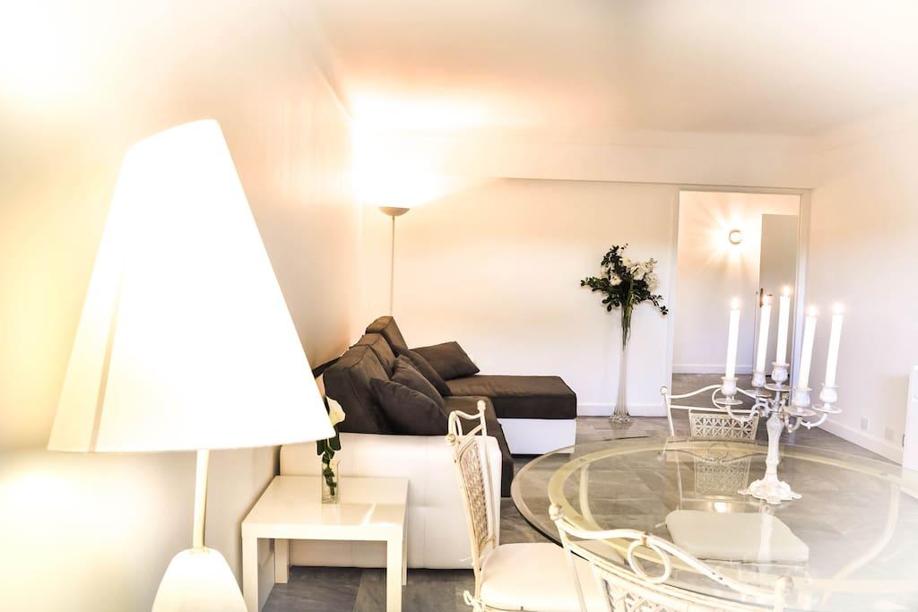 cannes 80m2 piscine tennis wifi appartements louer cannes. Black Bedroom Furniture Sets. Home Design Ideas