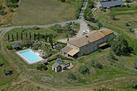 B. & B. Agriturismo in Toscana - Pomarance - Bed & Breakfast
