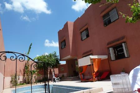 Villa proche Saidia, Berkane Maroc - berkane - Villa