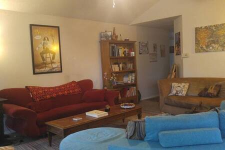 Comfy couch in 3 BR-NE Austin (2 of 3 listings) - Ház