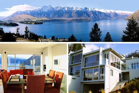 Aspen Heights Villa Queenstown
