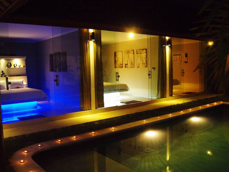 Seminyak New Chic 3 Bed/3 Bath Pool