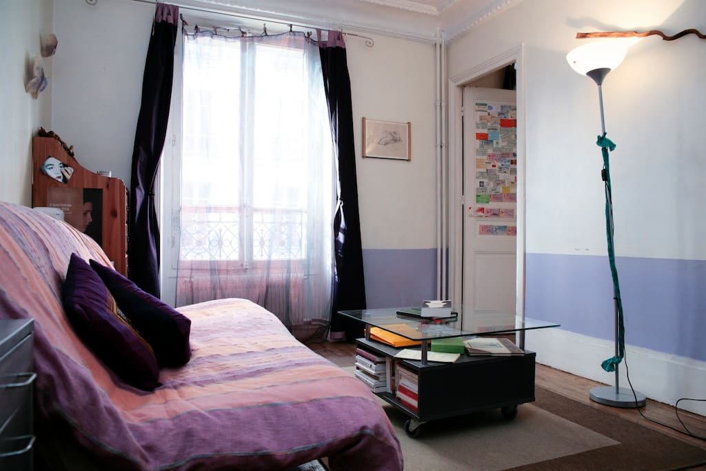 Cosy apartment by Montmartre area