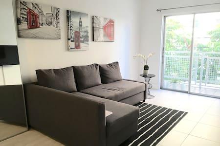 West Brickell/Downtown Miami - Miami - Apartment