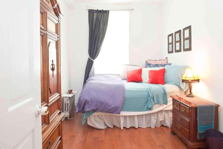 Private & Calm Room in Manhattan