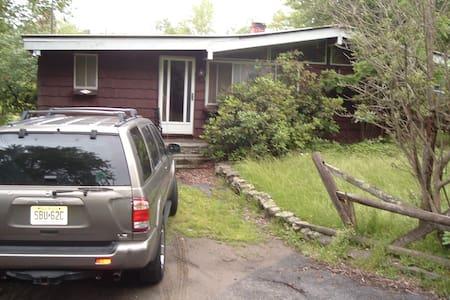 Catskill Mountain Escape, Bethel Woods, NY State - Hus