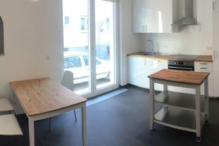 Zimmer Downtown Heilbronn III - Apartment