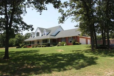 BED & BREAKFAST NEAR OKC - Szoba reggelivel