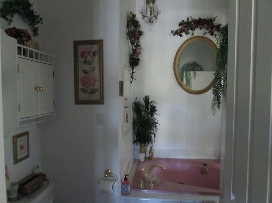 bath in bdrm. #1