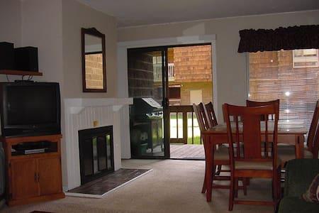 Vail - 2 bedroom, 2 bath condo - 아파트