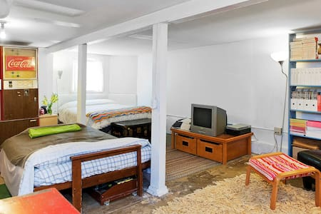 Private Lair in Old Gambling Shack - San Francisco - House