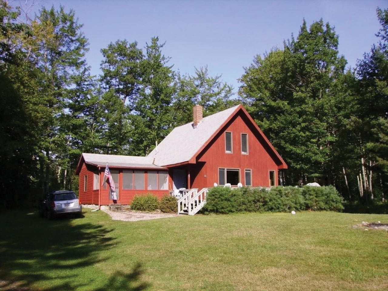 Beautiful Secluded Vermont Getaway