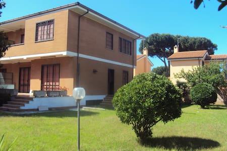 House near the sea Ardea Roma Lido