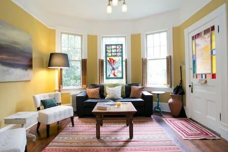 Exquisite Victorian - SellwoodManor - Portland - Huis