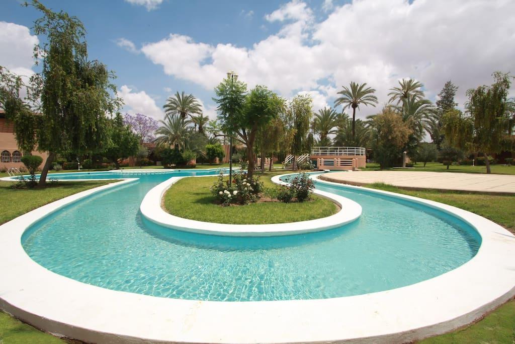 Beautiful Villa in the Palm Grove