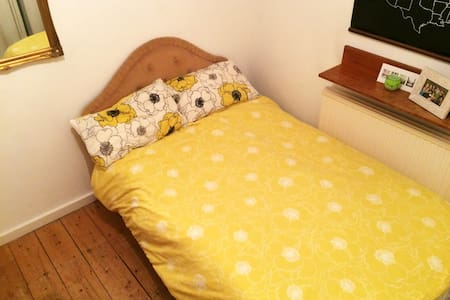 Charming double bedroom in Fulham - Huoneisto