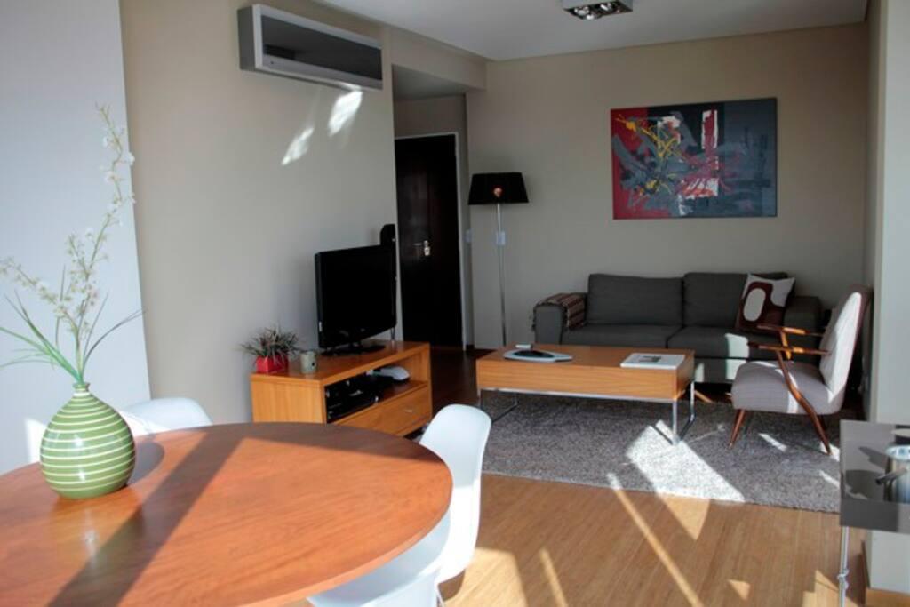 Buena Vista 1-bedroom w/river view