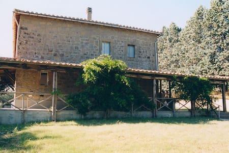 Casale Il Bottinello: Le Rose - Pitigliano - Blockhütte
