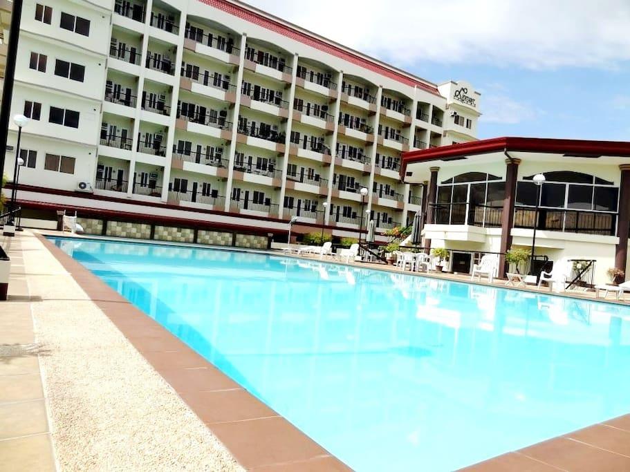Holiday Studio Rental in Davao City