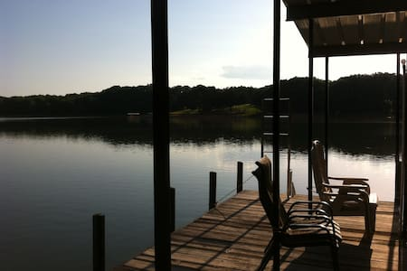 Lake House with Secret Beaches - Anderson