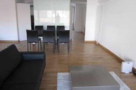Room in central Bruxelles - Vindsvåning