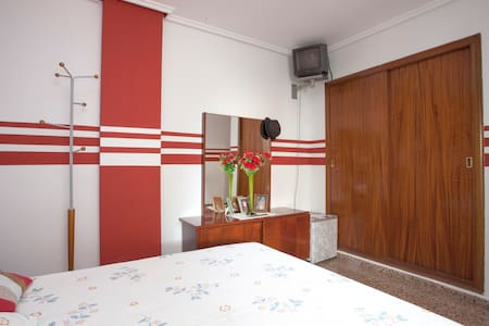 RENT ROOMS FOR NIGHTS IN VALENCIA - València - Appartamento