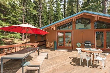 Updated Tahoe Donner House - 2bd/2ba - Amenities! - Truckee - Casa
