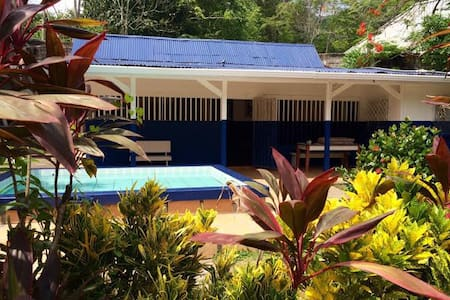 House for 6, walk to the Beach, Jaco, Costa Rica - Jaco - Appartement en résidence