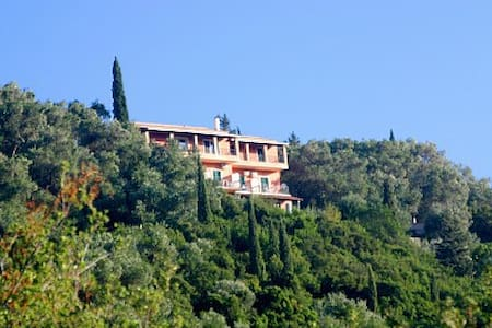 holiday on corfu2 bedroom apart '1' - Corfu - House