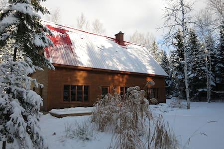 Country house in Kamouraska - Saint-Alexandre-de-Kamouraska - Earth House