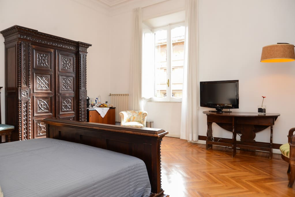 B&B Villa Musa, Renaissance Room