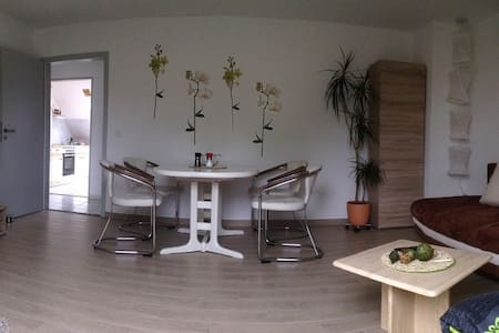 Wohnen in Maintal 2 Platz für 6  - Apartamento