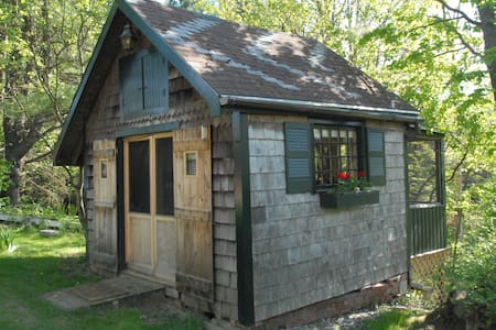Rustic Cabin Close To Burlington - Essex - Casa de campo