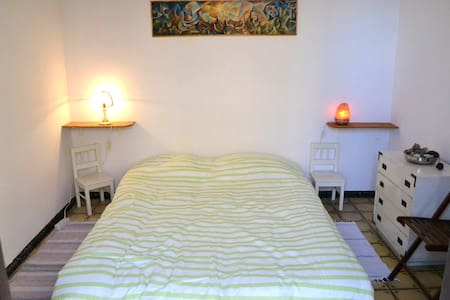 Bright room in Parc Guell