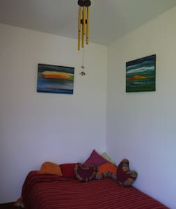 chambre calme avec vue - Hus