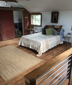 Studio in The Barn, queen size bed! - Diğer