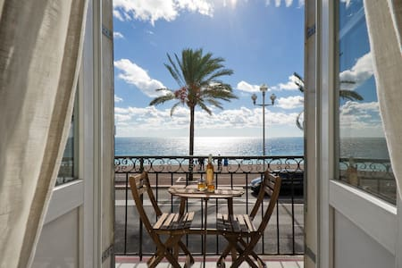 Terra (Old Town on the sea) - Nice - Apartment