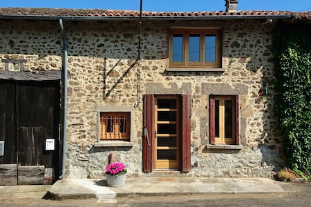 Your home from home in the Charente! - Chabanais - Rumah