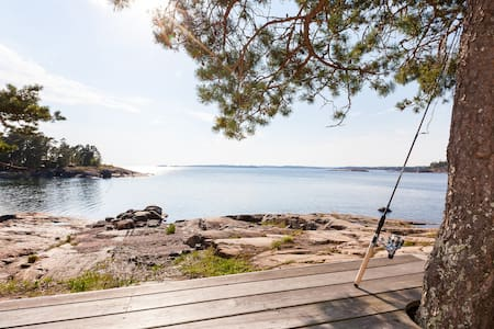 Seaside holidays close to Helsinki - Vila