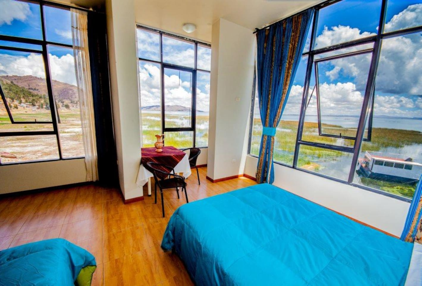 Hotel Yacht Lago Titicaca
