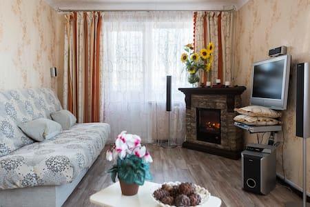 Квартира на Байкале. - Vydrino - Wohnung